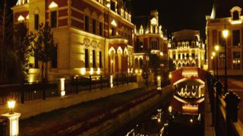 大连威尼斯水城