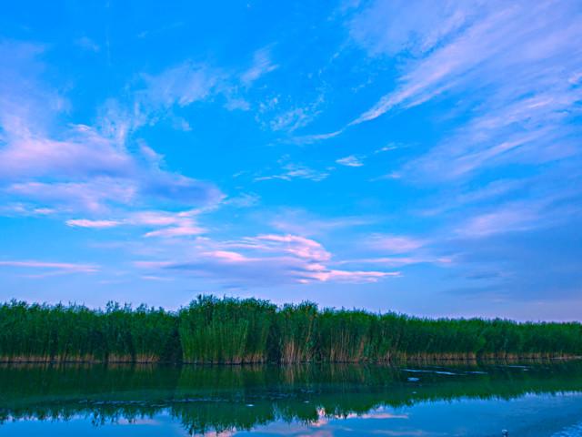 博斯腾湖,住毡房,24小时接送机