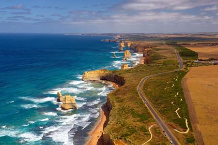 [国庆]<澳大利亚-凯恩斯-墨尔本10-11日游>纯玩/国航全国联运/全程四星升级2晚5星/内外双堡礁/直升机/三海岸线和三游船/四特色餐