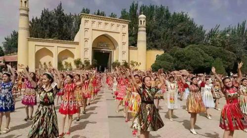 [端午]新疆喀什市内1日游