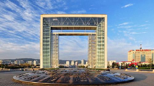 威海:华夏城会馆,大杨树山庄