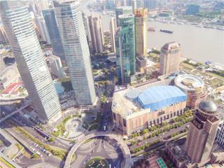 上海东方明珠 浦江游览自驾2日游 宿四星高档虹桥宾馆