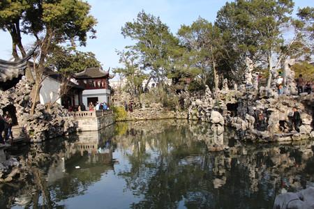 <杭州西湖-宋城-蘇州獅子林-同里3日游>含宋城主題樂園,船游西湖,品江南美食,天天發班