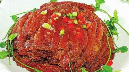 宜昌美食--土家蒸肉