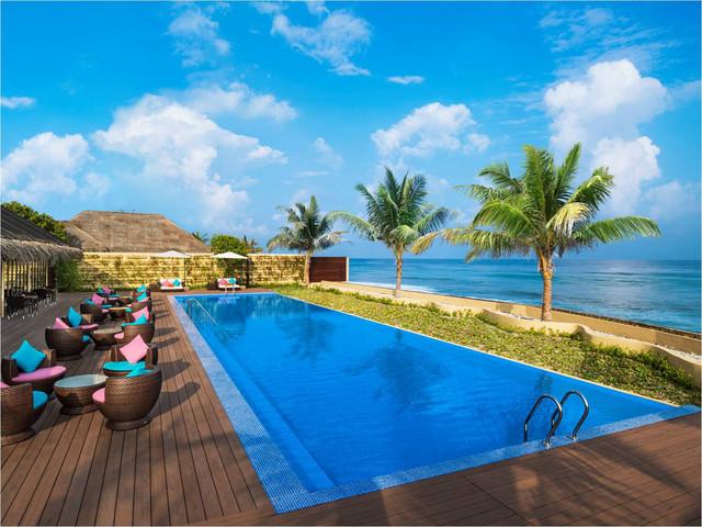 <马尔代夫满月岛SheratonFullMoon4晚单酒店>含上岛小交通