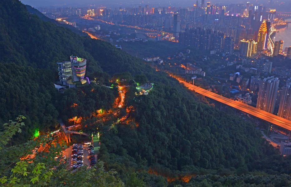 重庆南山风景区