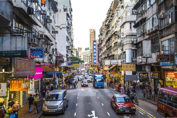 香港有哪些著名的旅游景点图片