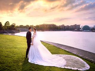 上海拍婚纱照_我下个月去泰晤士小镇能拍婚纱照,就这一个外景,能拍多少照片