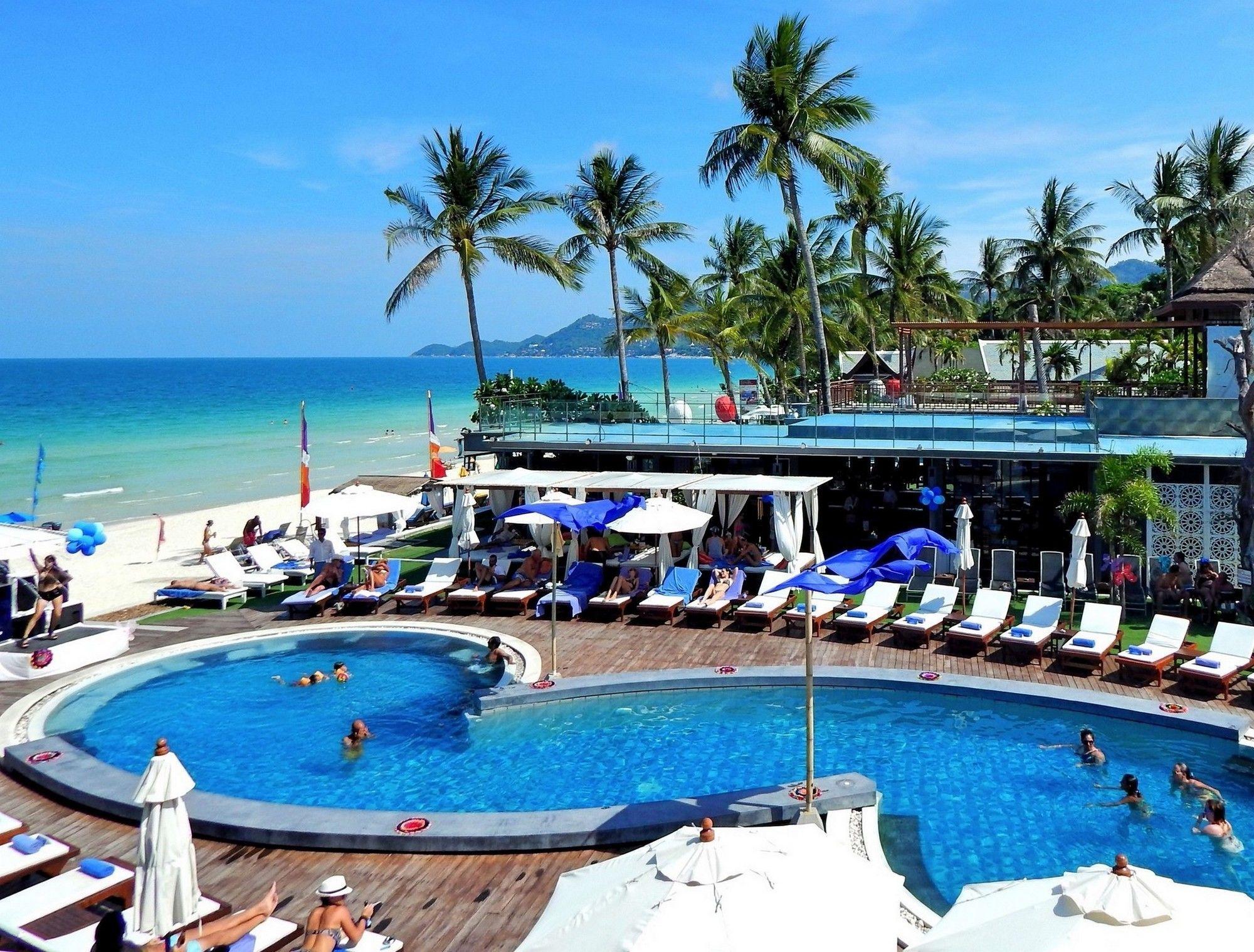 >kc 海灘俱樂部和泳池別墅