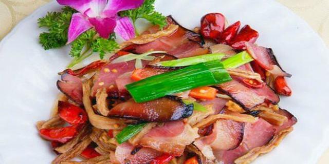 宜昌美食——土家腊肉