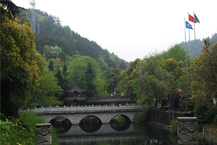 武汉黄陂旅游风景区游记