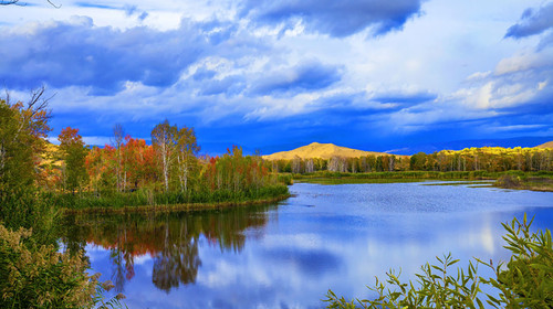 天山天池-吐鲁番-喀纳斯湖-乌鲁木齐双卧12日游>休闲