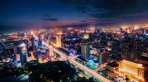 太原城市图片素材