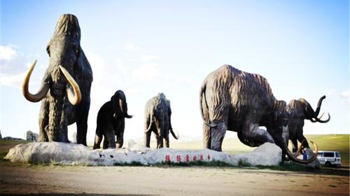 猛犸象主题公园