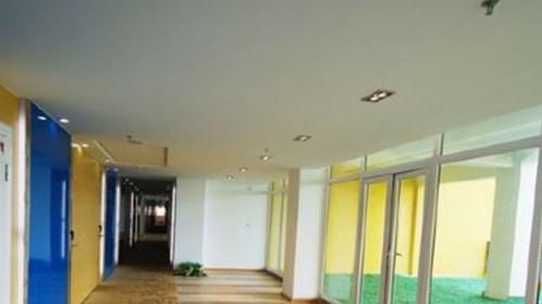 走廊主题树林幼儿园