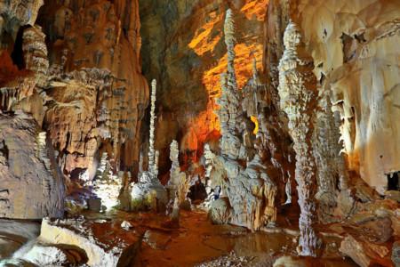 <美国维州溶洞天际线国家公园一日游>(当地参团)卢雷洞,谢南多厄山脉天际线国家公园