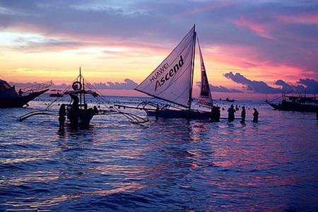 <长滩岛机票+当地4晚5日游>飞卡迪克兰,可自愿加各种特色出海项目,汉娜等多间酒店可选