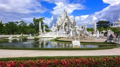 泰国-清迈机票+当地5日游