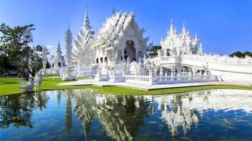 泰国曼谷-芭提雅-沙美岛