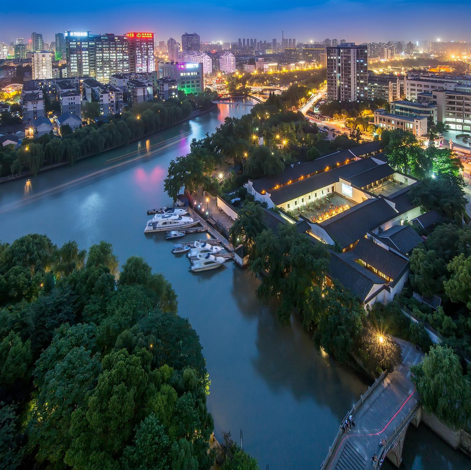 京杭大运河,一首吟诵千年的民俗文化之诗