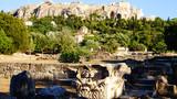 雅典卫城的#旅图换旅费# #名胜古迹# #旅拍#