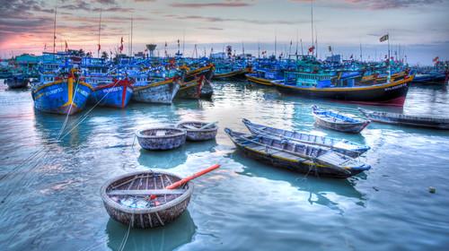 美奈渔港3