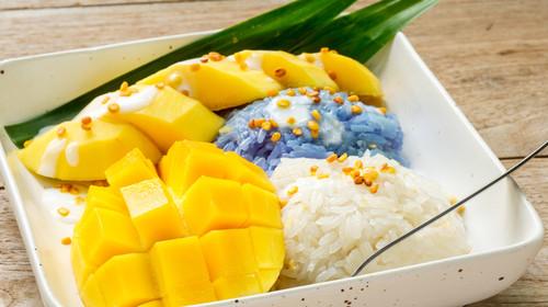 金沙岛曼谷糯米饭
