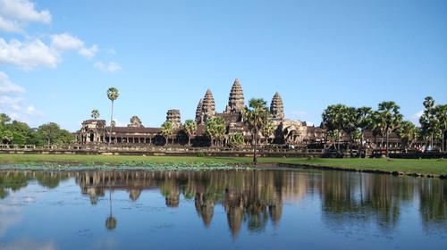 柬埔寨-吴哥窟4晚5日游