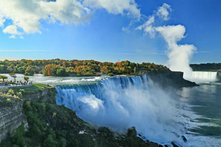 <加东五大名城-千岛湖-尼亚加拉瀑布5晚6日游>多伦多全天24小时接机,含早餐(当地参团)