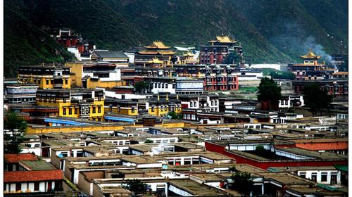 房子藏族寺院设计图纸