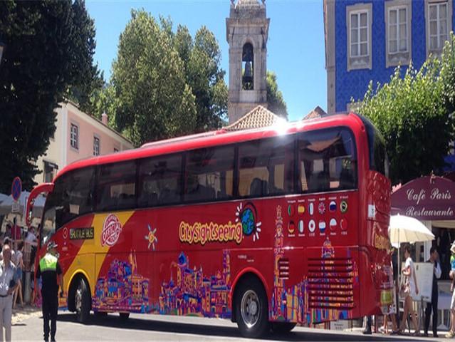 <葡萄牙 辛特拉24小时随上随下巴士通票>(2线通用)