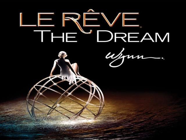 【快速出票】<拉斯维加斯Le Reve>梦之秀