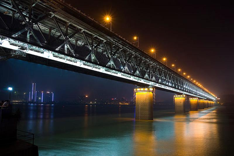 从白云洞到武汉长江大桥线路图 从白云洞到武汉长江大桥要多久 从白云洞到武汉长江大桥交通线路