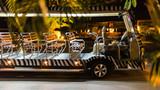 清迈夜间动物园的#旅图换旅费# #游乐场#