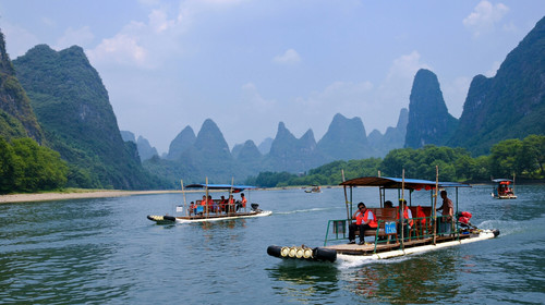 桂林的#旅图换旅费# #旅行# #旅拍#