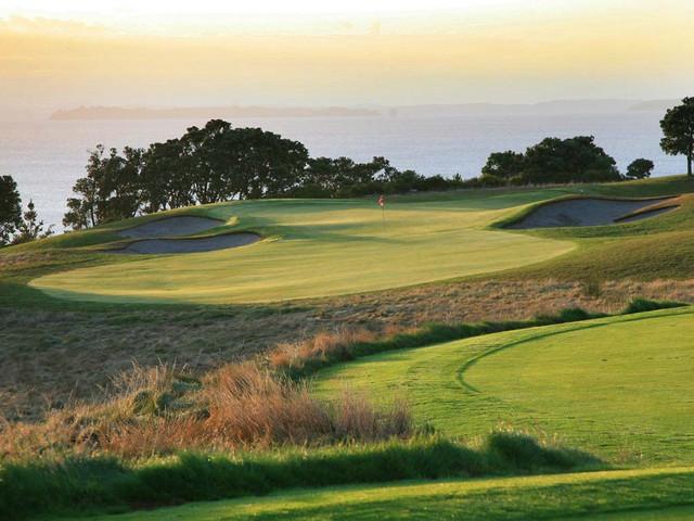 奥克兰进出,5大著名高尔夫球场,自选酒店,12座