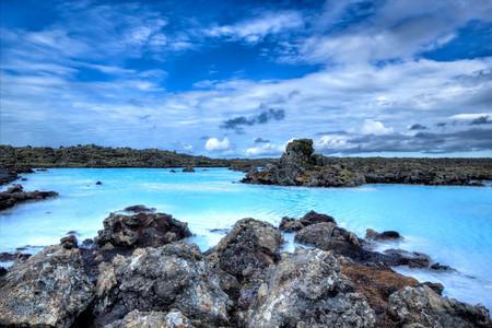<冰岛一地8-10日游>20人小团,蓝湖,芬塔那双温泉,黄金圈,黑沙滩,蓝冰洞探险,瓦汀舍利尔洞穴探险,WiFi