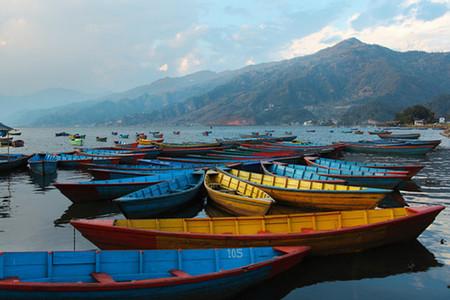<尼泊尔-加都+奇特旺+博卡拉机票+当地8晚9日游>北京起止  2人即发  纯玩不进店 3晚博卡拉可升鱼尾