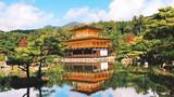 京都-金阁寺-近景
