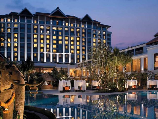<清迈香格里拉酒店+接送机>夜市区五星国际品牌,酒店wifi免费,不含机票,2晚起订
