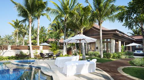 铱瑞别墅-三亚亚龙湾瑞吉度假酒店-Iridium  Villa-the st. regis sanya yalong bay resort