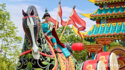 上海迪士尼乐园头图2