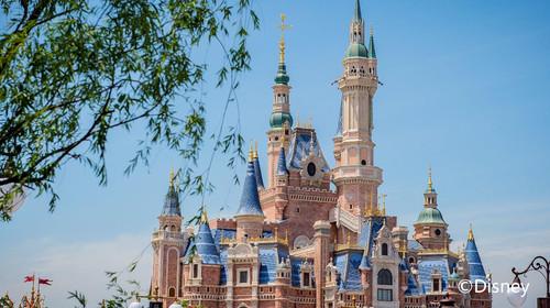 上海迪士尼乐园头图13