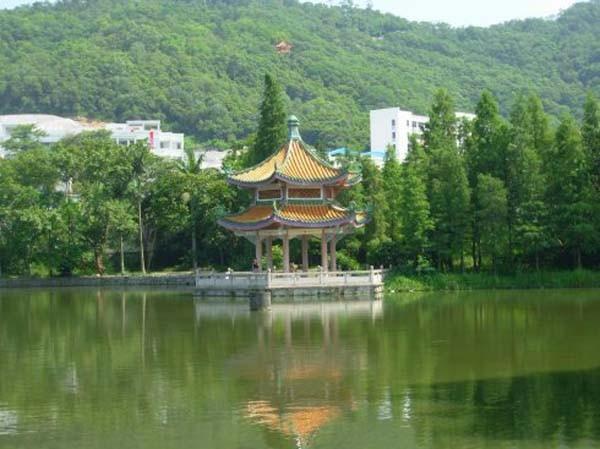 石壁山--饶平县独具特色的旅游景点