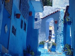 <摩洛哥8天游>欧洲后花园 穆斯林国家 蓝白小镇 阿拉伯风情