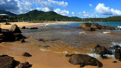 备选酒店之一:日月湾森林客栈-海南三亚 西岛 南湾猴岛 槟榔谷 南山