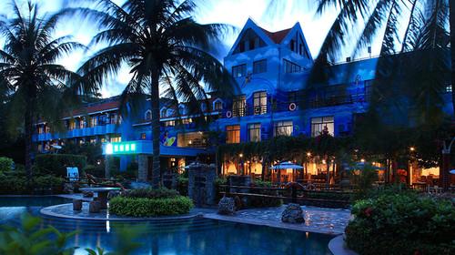日月湾-三亚 西岛 猴岛6日游 缤纷夜色,观海上丝绸之路,体验拉网