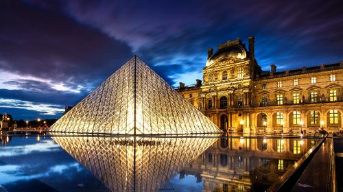 全程9座商务车,巴黎自由时间充足,卢浮宫,埃菲尔铁塔,新天鹅堡