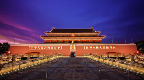 北京双飞5日自由行