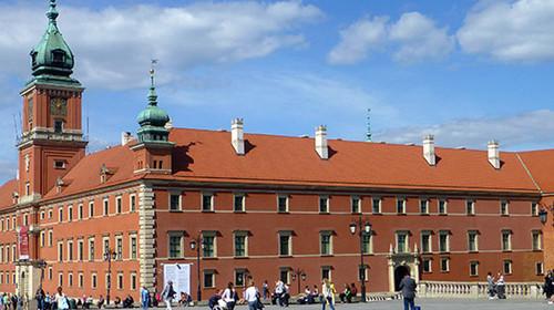 波兰华沙_ 波兰-匈牙利-奥地利-捷克-斯洛伐克10晚12日游>城堡